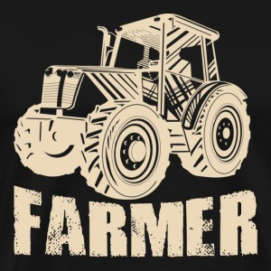 Farmer horny farmer stupid farmer farmer's wife - Men's Premium T-Shirt
