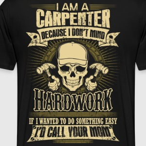 Carpenter union carpenter construction carpenter - Men's Premium T-Shirt