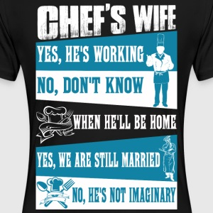 Chef chef muppets swedish pastry-chef top chef c - Women's Premium T-Shirt