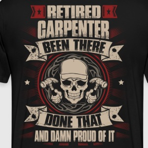 Carpenter carpenter jokes carpenter joke funny - Men's Premium T-Shirt
