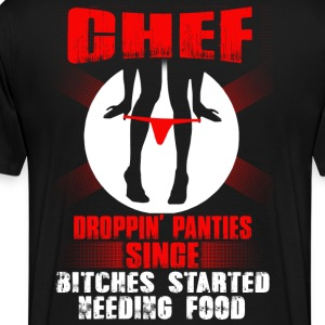 Chef pampered chef cook chef cool chef - Men's Premium T-Shirt