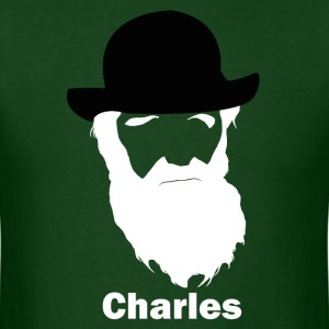 Happy Darwin Day - Men's T-Shirt