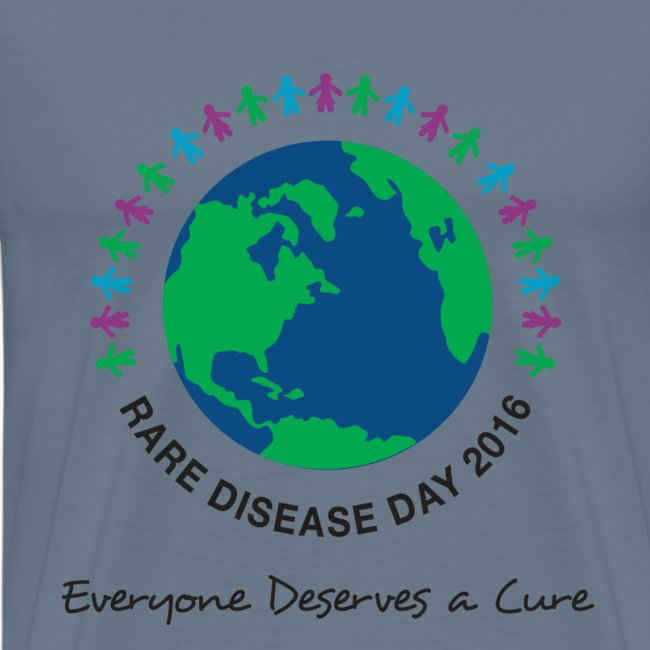Rare Disease Day 2016 - Men's premium t-shirt