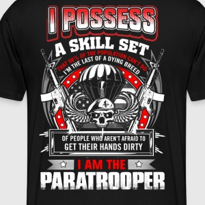 airborne airborne paratrooper airborne 82nd air - Men's Premium T-Shirt