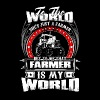 Farmer horny farmer stupid farmers farmer's wife - Men's Premium T-Shirt