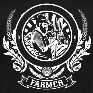 Farmer farmers farmers union dirty farmer horny - Men's Premium T-Shirt