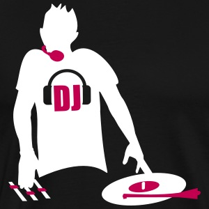 DJ Boy T-Shirts - Men's Premium T-Shirt