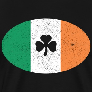 Irish Oval - Men's Premium T-Shirt