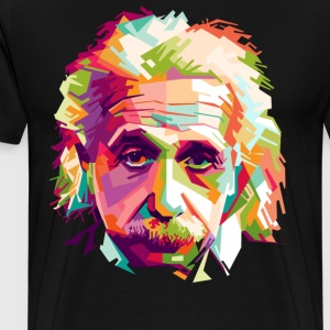 einstein T-Shirts - Men's Premium T-Shirt