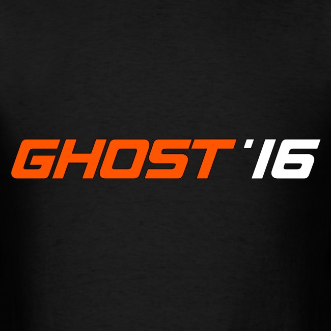 Ghost '16 T-Shirt