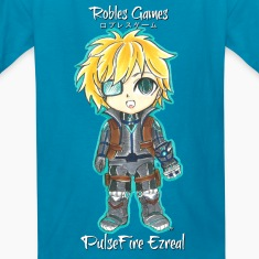 League of Legends PulseFire Ezreal Chibi (Kids)
