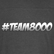 Design ~ Team 8000 Jersey - Uni-Sex
