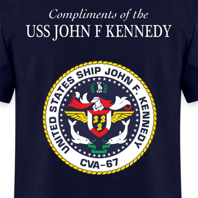 USS John F Kennedy CVA-67 GOT FREEDOM SHIRT