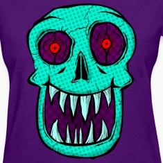 Killer Skull Women's T-Shirts