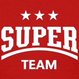 Super Team Women's T-Shirts - Women's T-Shirt