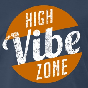 High Vibe ZOne - Men's Premium T-Shirt