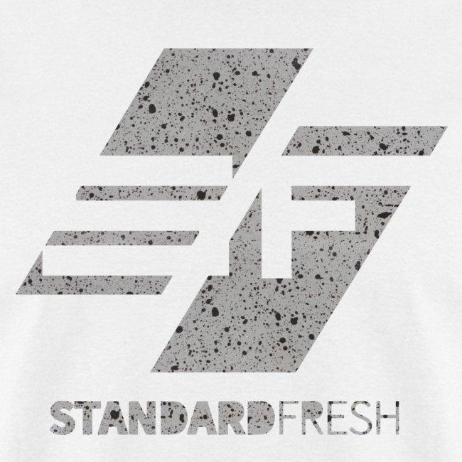 SF Logo Tee (Cement Print)
