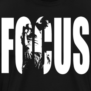 FOCUS T-Shirts - Men's Premium T-Shirt