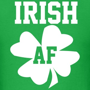 Irish AF T-Shirts - Men's T-Shirt