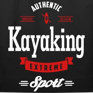 Kayaking Extreme Sport Bags & backpacks - Eco-Friendly Cotton Tote