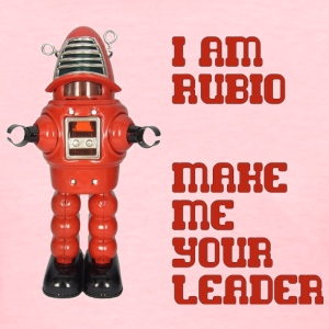 Rubio the Robot 2016 Women's T-Shirts - Women's T-Shirt