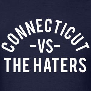 Connecticut vs. The Haters T-Shirts - Men's T-Shirt