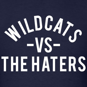 Wildcats vs. The Haters T-Shirts - Men's T-Shirt