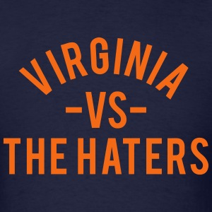 Virginia vs. The Haters T-Shirts - Men's T-Shirt