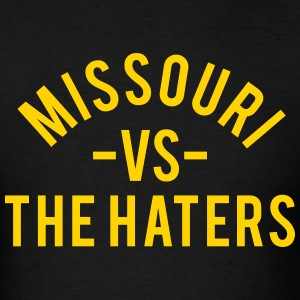 Missouri vs. The Haters T-Shirts - Men's T-Shirt