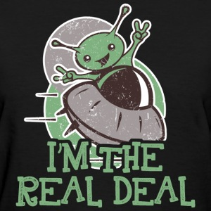 i'm the real deal - Women's T-Shirt