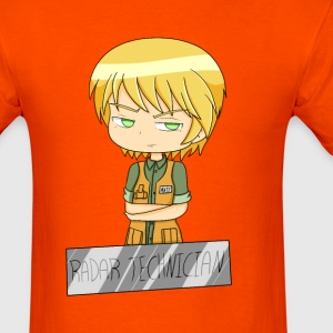 Matt Radar Technician - Men's T-Shirt