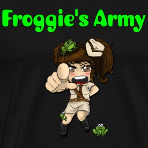 Froggie's Army - Men's Premium T-Shirt