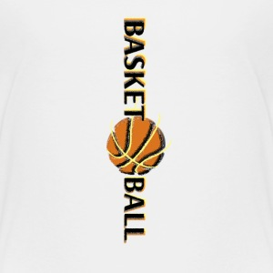 basketballball Baby & Toddler Shirts - Toddler Premium T-Shirt