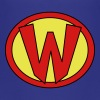 Super, Hero, Heroine, Initials, Super W Baby & Toddler Shirts - Toddler Premium T-Shirt