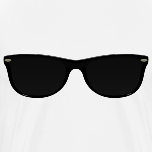 sun glasses - Men's Premium T-Shirt