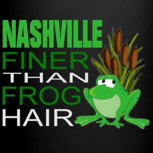 Nashville Finer Than Frog Hair Coffee/Tea Mug - Full Color Mug