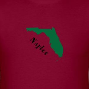 naples Florida T-Shirts - Men's T-Shirt