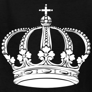 Royalty Crown Kids' Shirts - Kids' T-Shirt