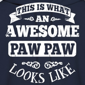Awesome Paw Paw Hoodies - Men's Hoodie