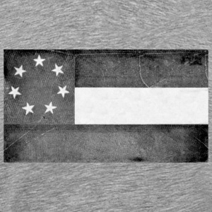 Stars and Bars Flag Shirt - Men's Premium T-Shirt