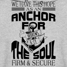Anchor For The Soul Hoodies