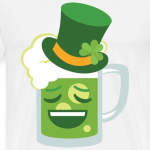 IRISH MUG - Men's Premium T-Shirt
