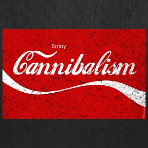 Enjoy CANNIBALISM! Bags & backpacks - Tote Bag