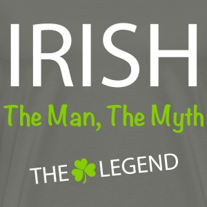 Irish Legend T-Shirts - Men's Premium T-Shirt