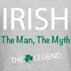 Irish Legend Long Sleeve Shirts - Crewneck Sweatshirt