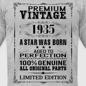 PREMIUM VINTAGE 1935 T-Shirts - Men's T-Shirt by American Apparel
