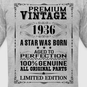 PREMIUM VINTAGE 1936 T-Shirts - Men's T-Shirt by American Apparel