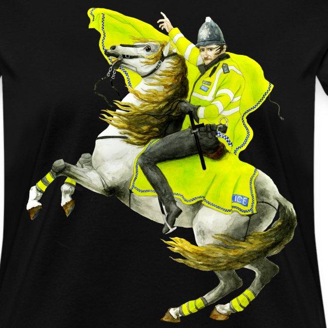 Police Napoleon - Women's T-shirt (Choose Color)