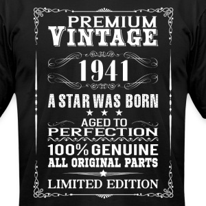 PREMIUM VINTAGE 1941 T-Shirts - Men's T-Shirt by American Apparel