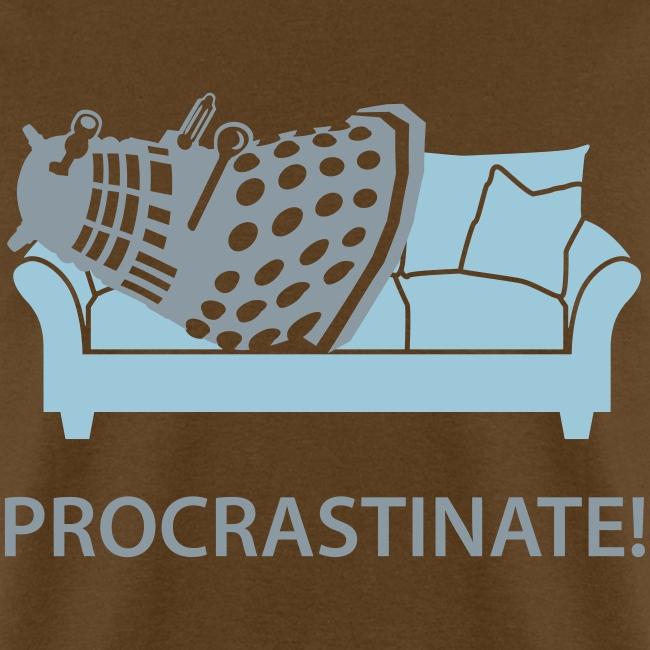 Dalek Procrastinate